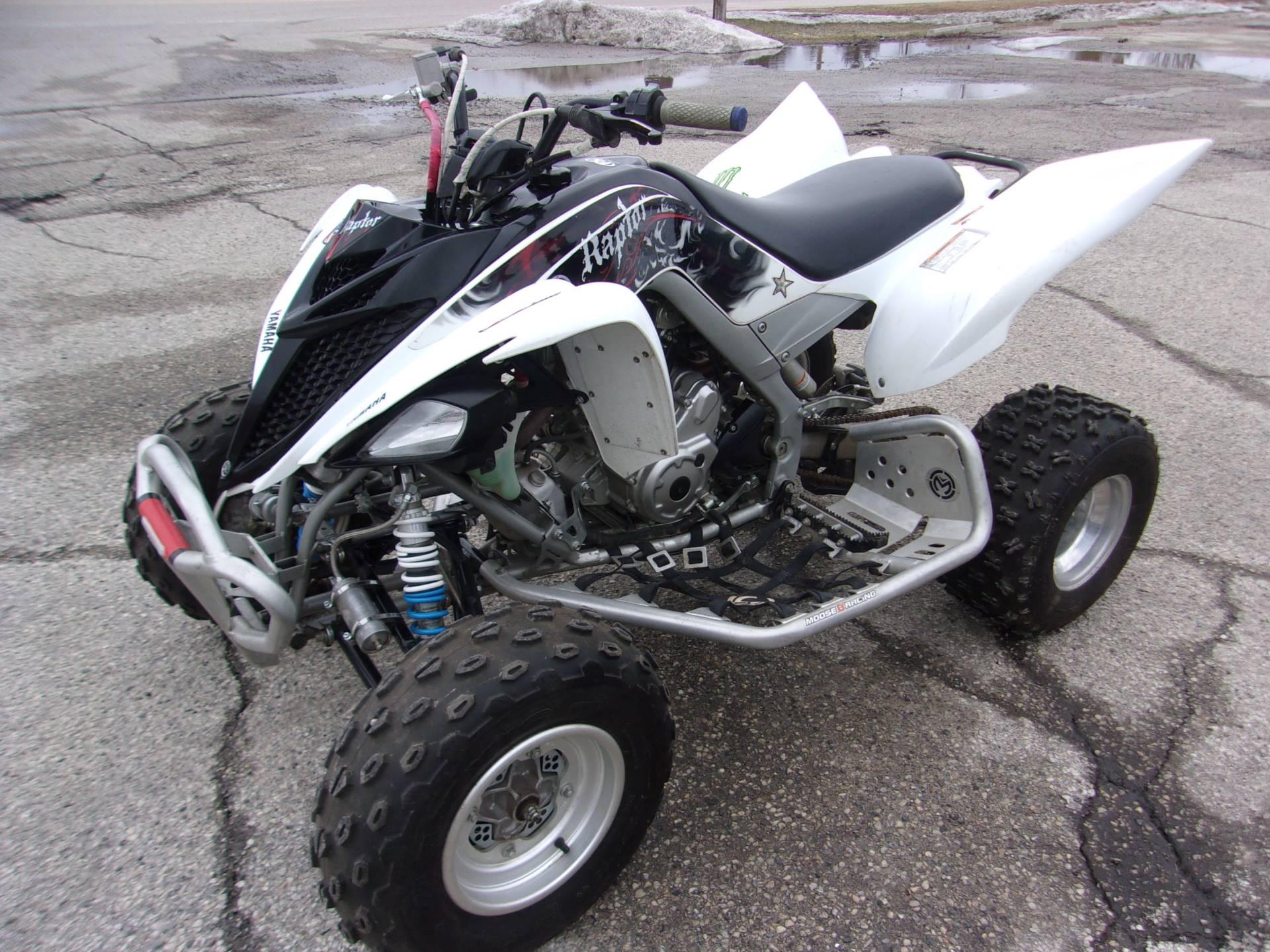 2012 Yamaha Raptor 700R 2