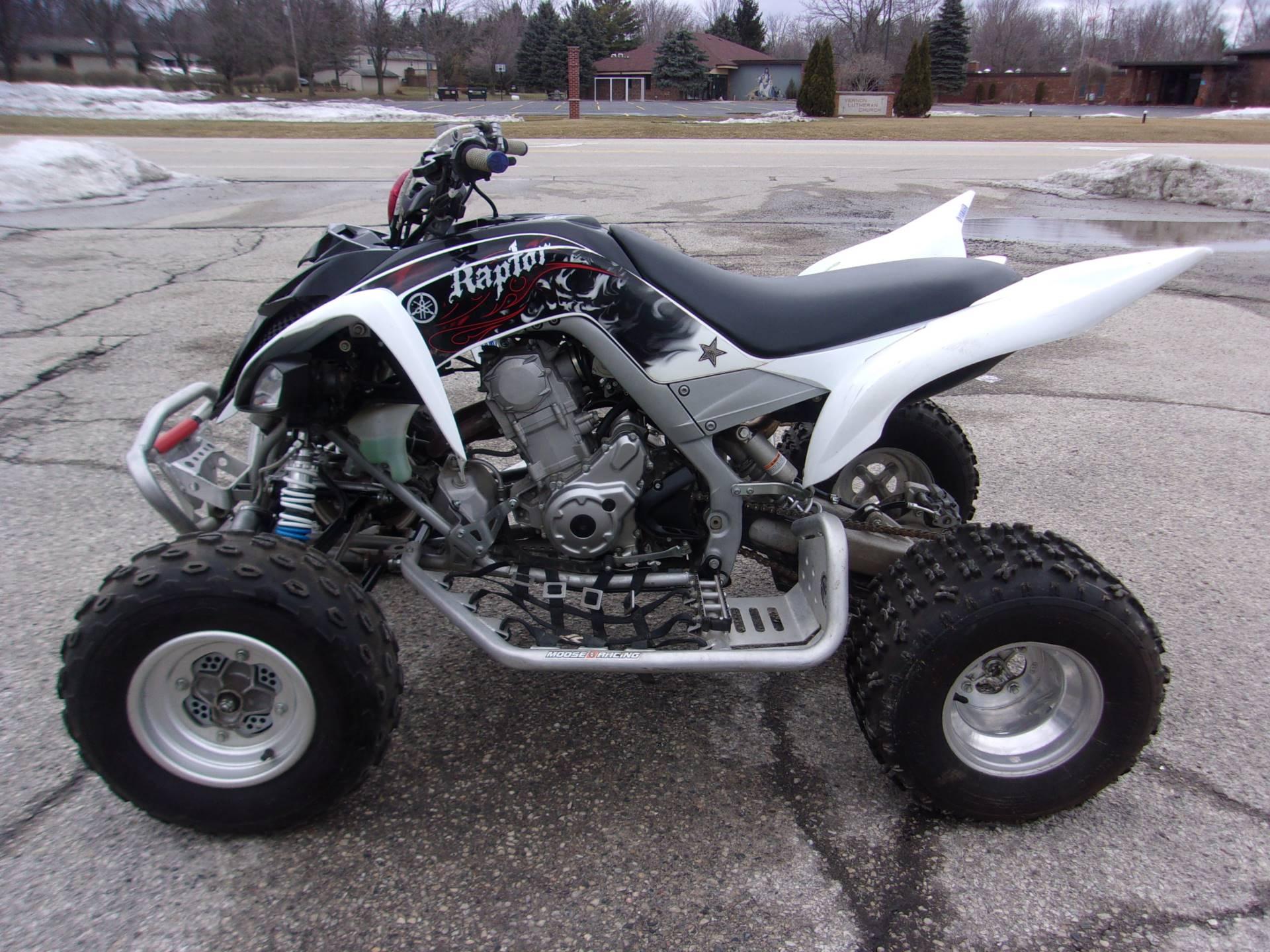 2012 Yamaha Raptor 700R 3