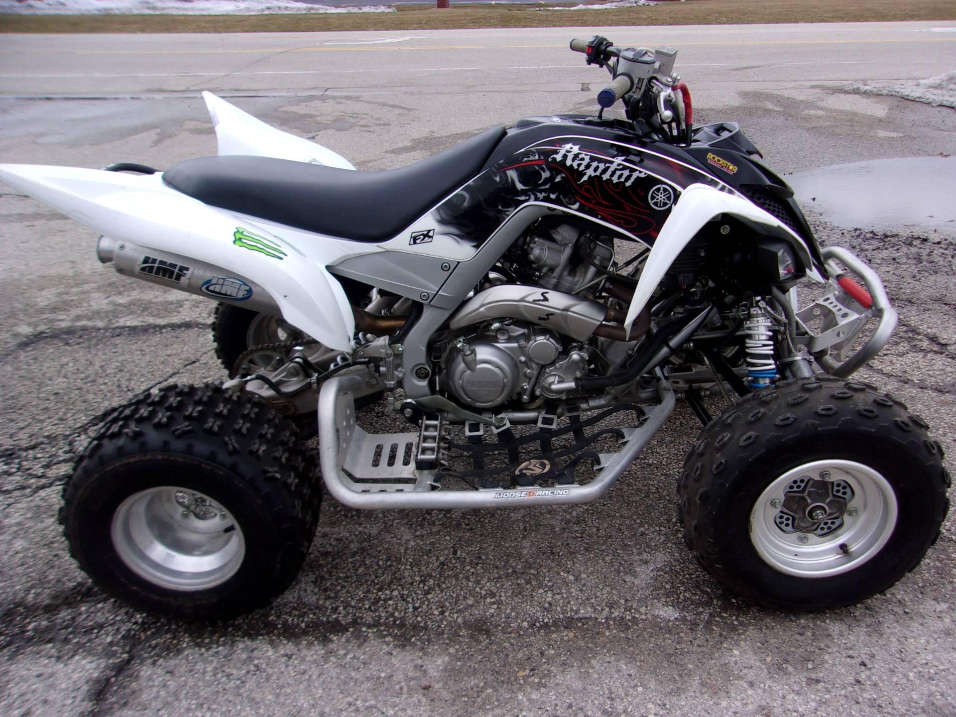2012 Yamaha Raptor 700R 4