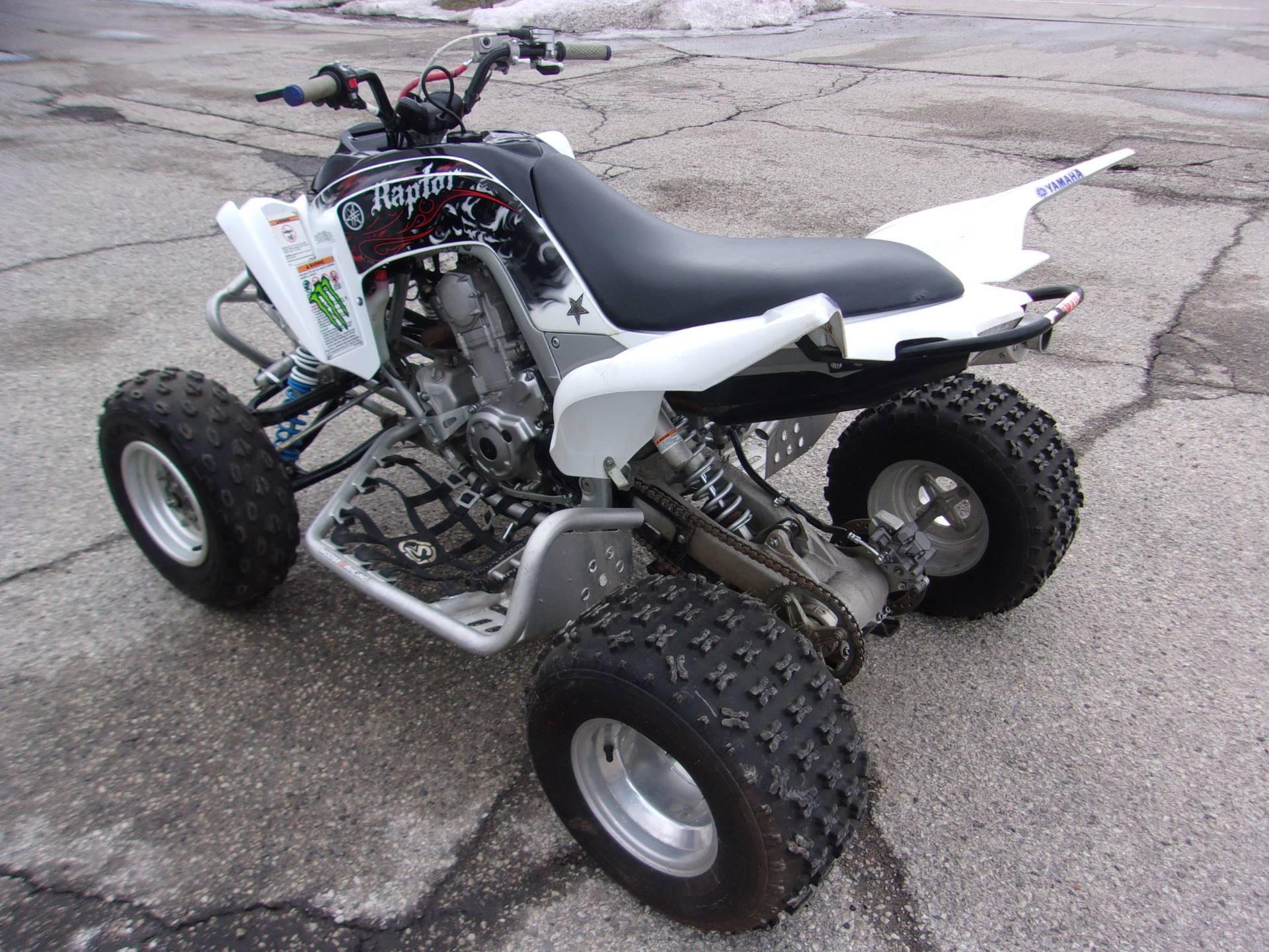 2012 Yamaha Raptor 700R 5
