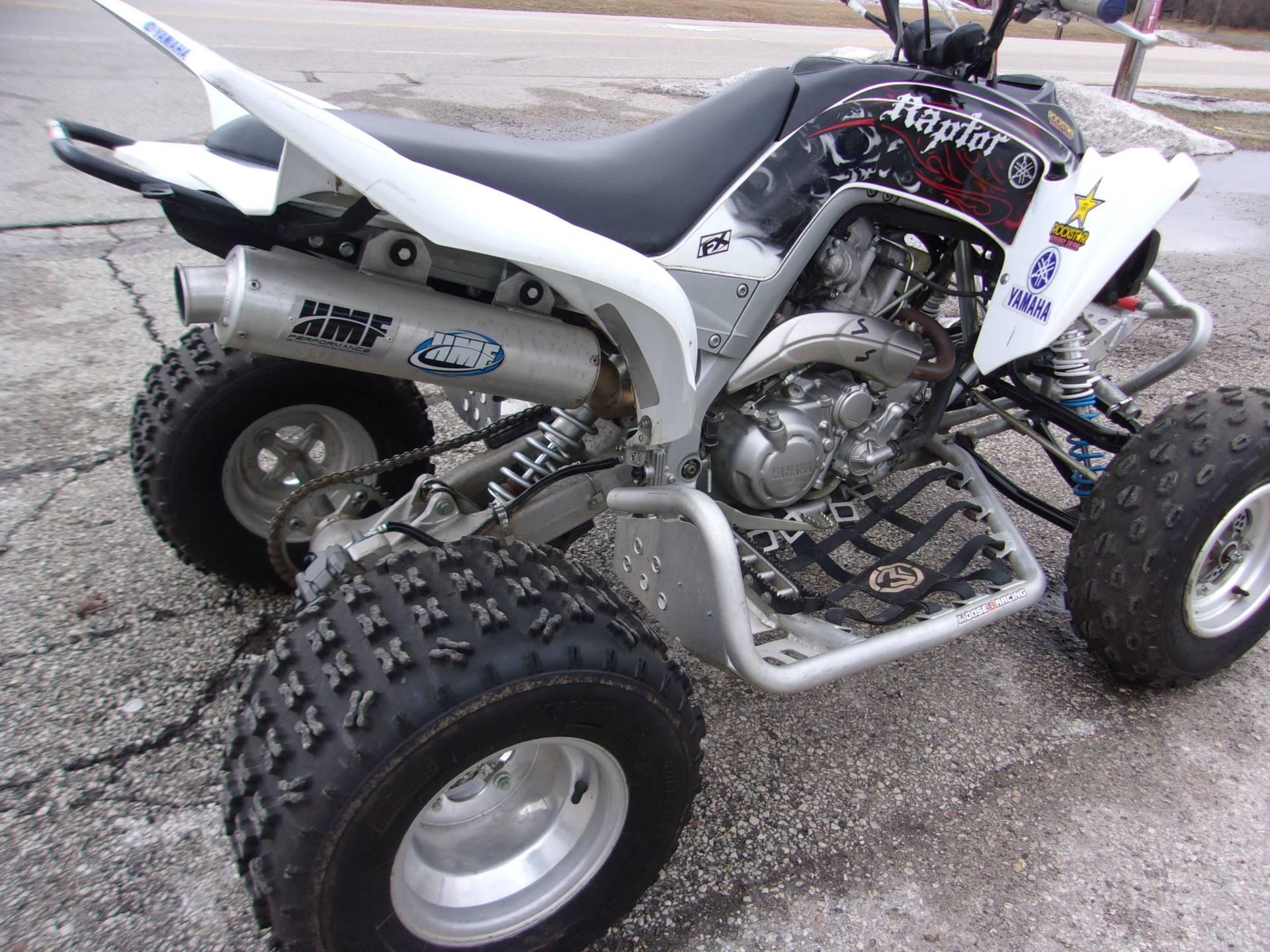 2012 Yamaha Raptor 700R 6