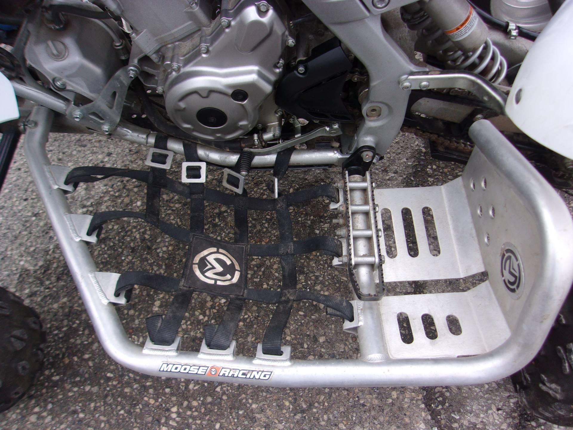 2012 Yamaha Raptor 700R 8