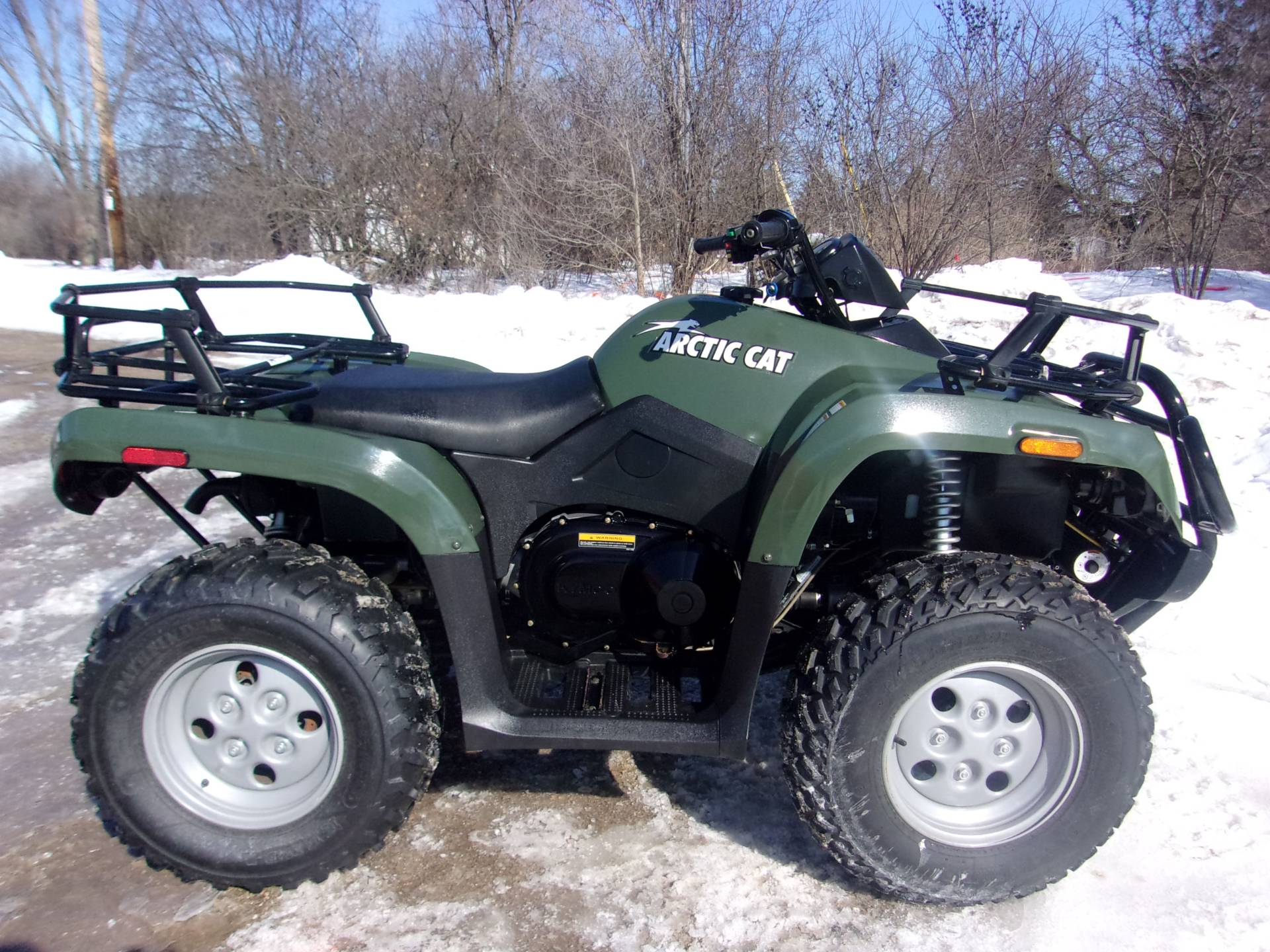 2013 Arctic Cat 450 EFI IRS in Mukwonago, Wisconsin - Photo 1