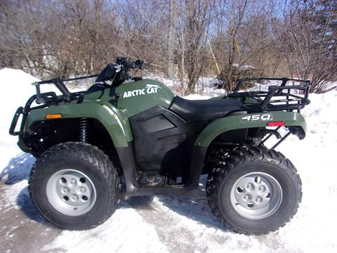 2013 Arctic Cat 450 EFI IRS in Mukwonago, Wisconsin - Photo 3