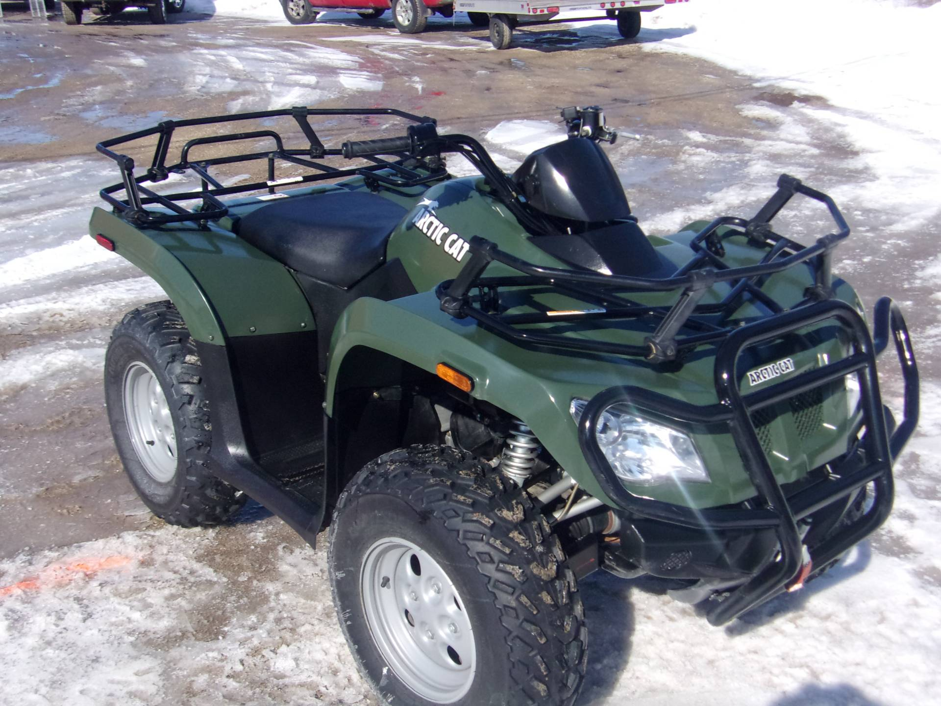 2013 Arctic Cat 450 EFI IRS in Mukwonago, Wisconsin - Photo 4