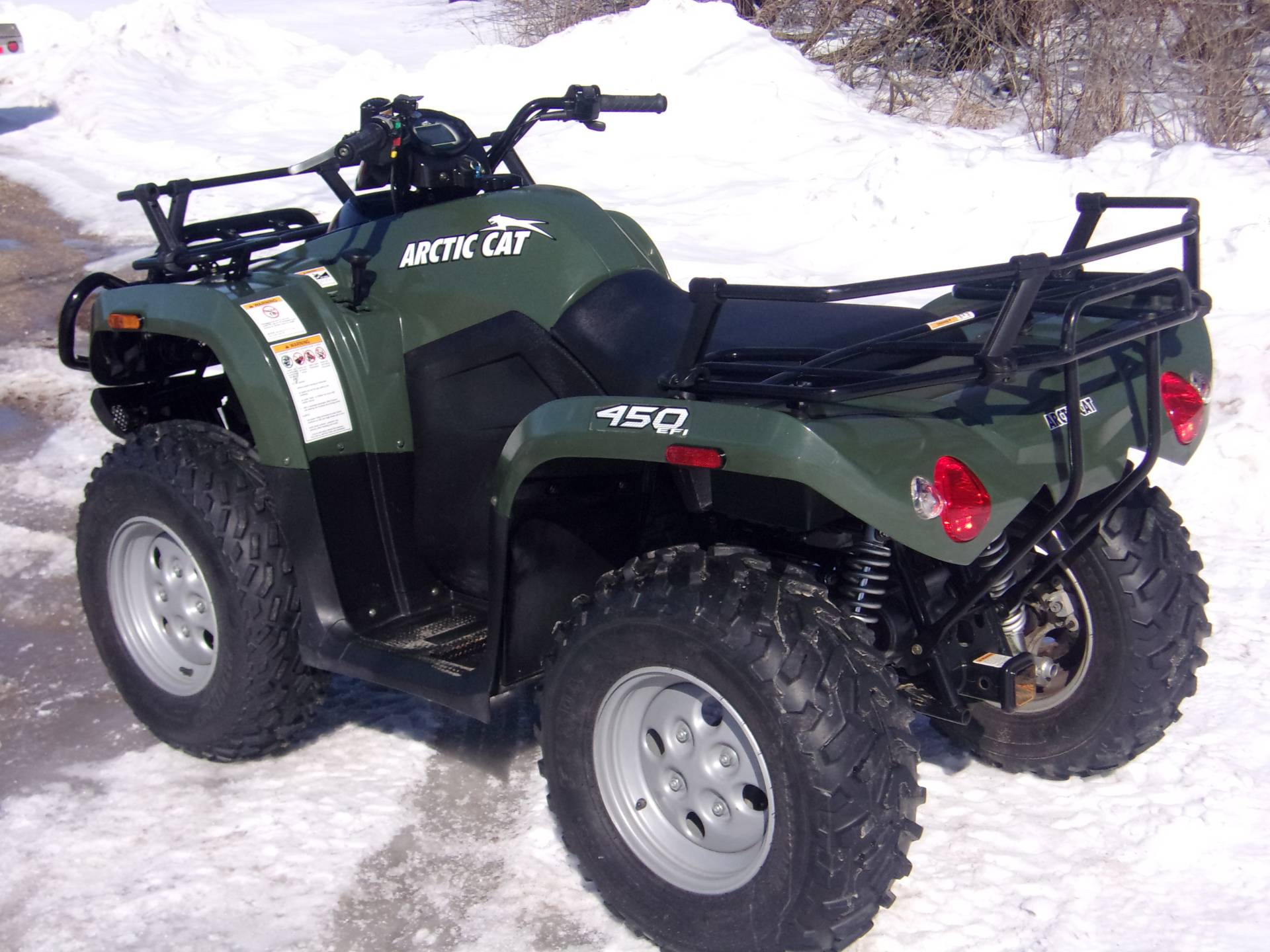 2013 Arctic Cat 450 EFI IRS in Mukwonago, Wisconsin - Photo 5