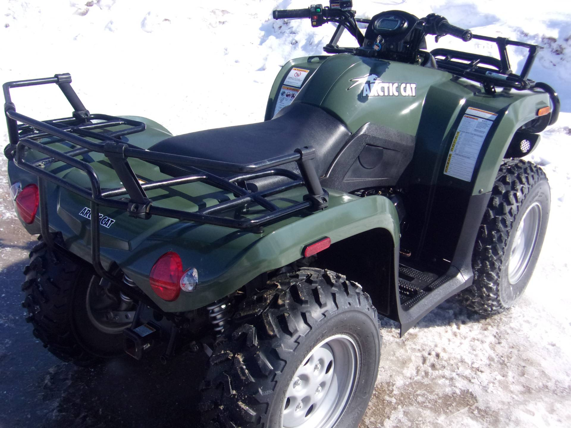2013 Arctic Cat 450 EFI IRS in Mukwonago, Wisconsin - Photo 6