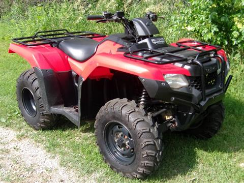 2014 Honda FourTrax® Rancher® 4x4 in Mukwonago, Wisconsin