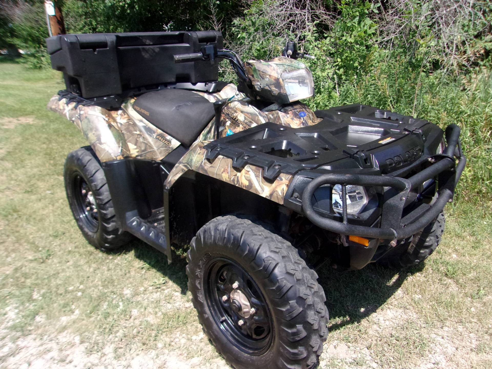 2014 Polaris Sportsman® 550 EPS in Mukwonago, Wisconsin - Photo 2