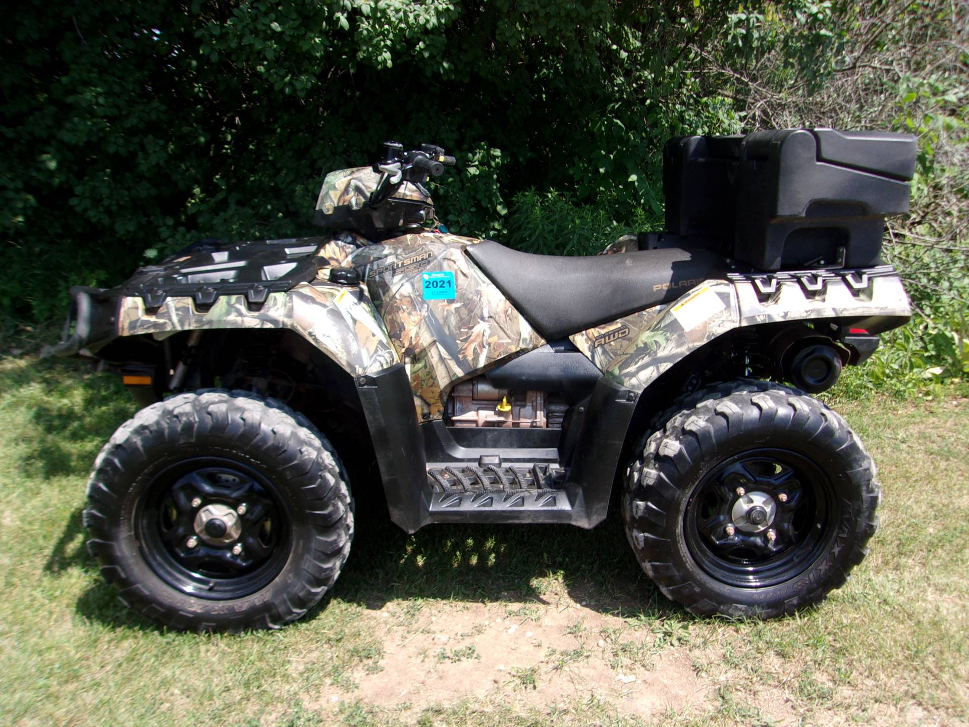2014 Polaris Sportsman® 550 EPS in Mukwonago, Wisconsin - Photo 5