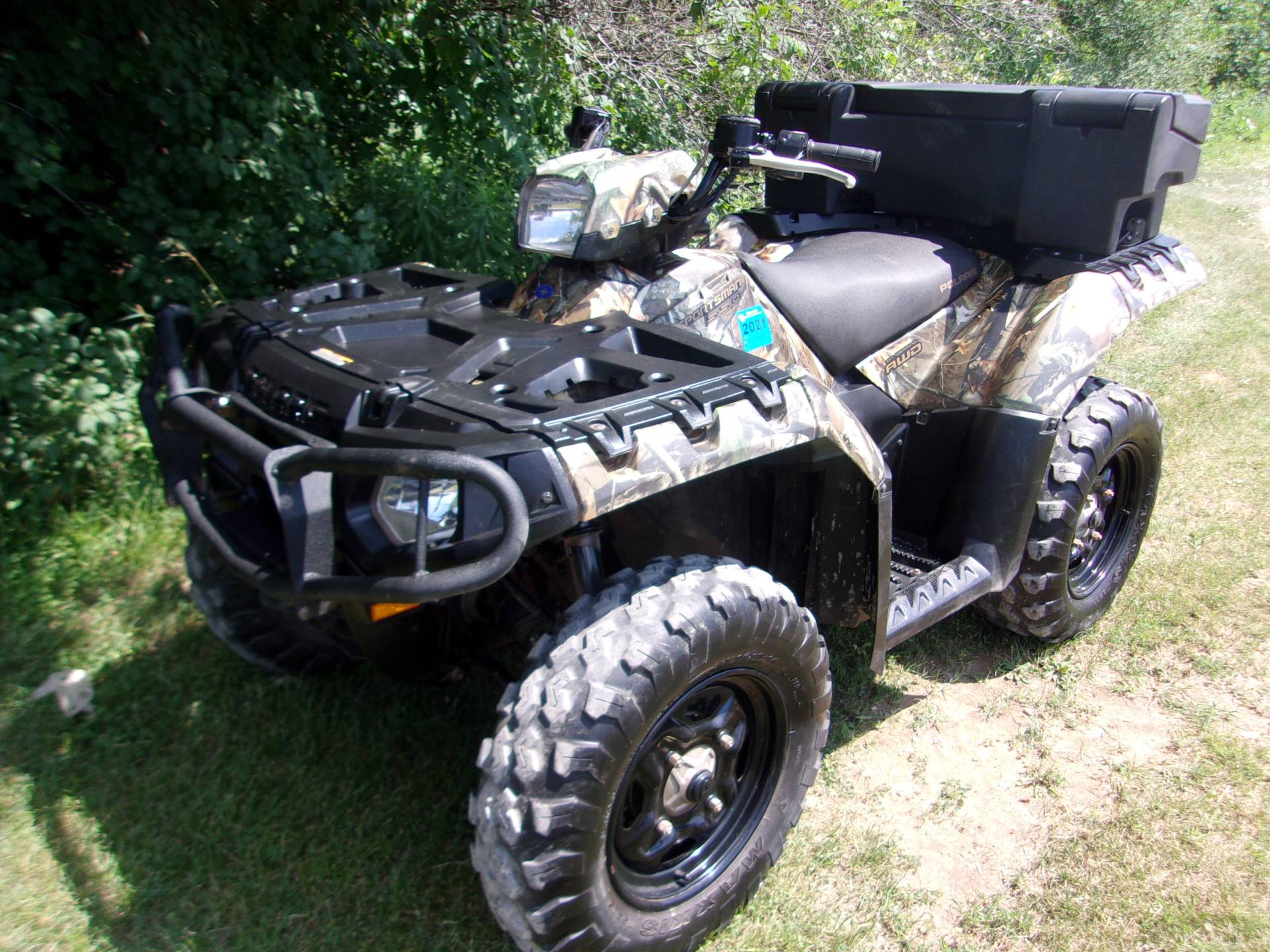 2014 Polaris Sportsman® 550 EPS in Mukwonago, Wisconsin - Photo 6