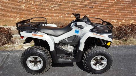 2015 Can-Am Outlander 450L DPS in Mukwonago, Wisconsin - Photo 6