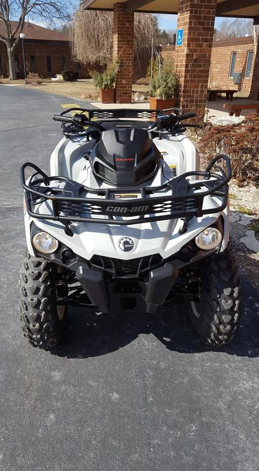2015 Can-Am Outlander 450L DPS in Mukwonago, Wisconsin - Photo 7