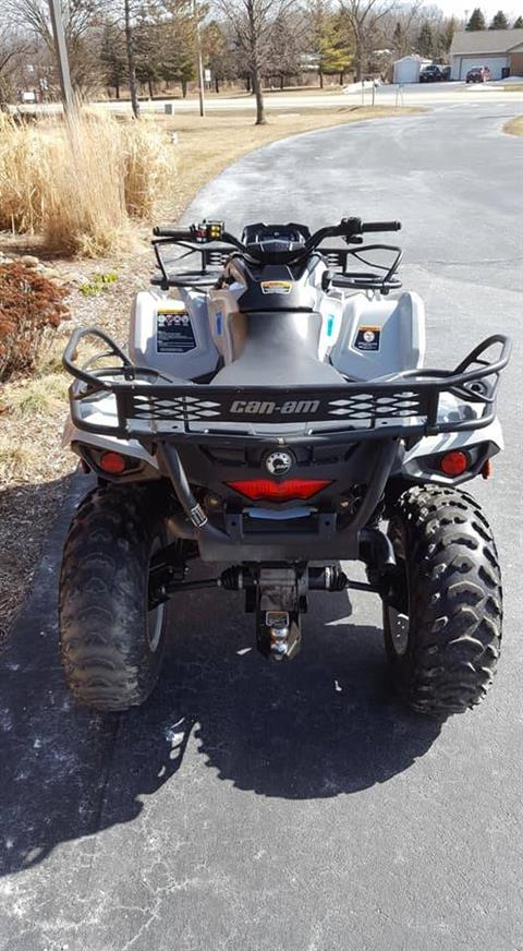 2015 Can-Am Outlander 450L DPS in Mukwonago, Wisconsin - Photo 8