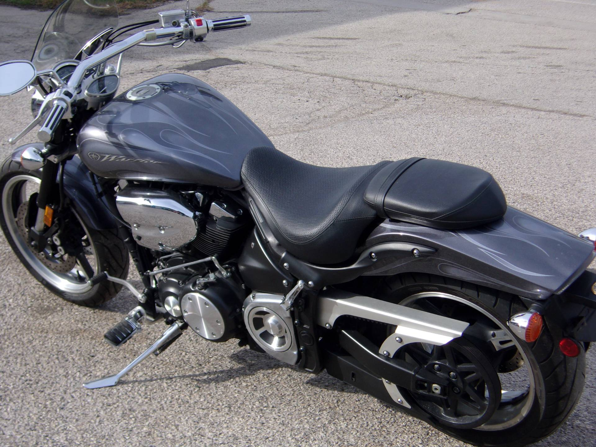 2004 Yamaha Road Star Warrior® in Mukwonago, Wisconsin - Photo 4