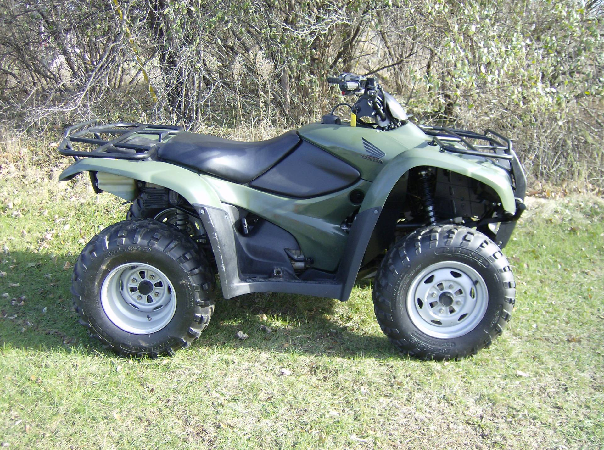 2010 honda fourtrax rancher 4x4 es for sale mukwonago wi for Honda 420 rancher for sale