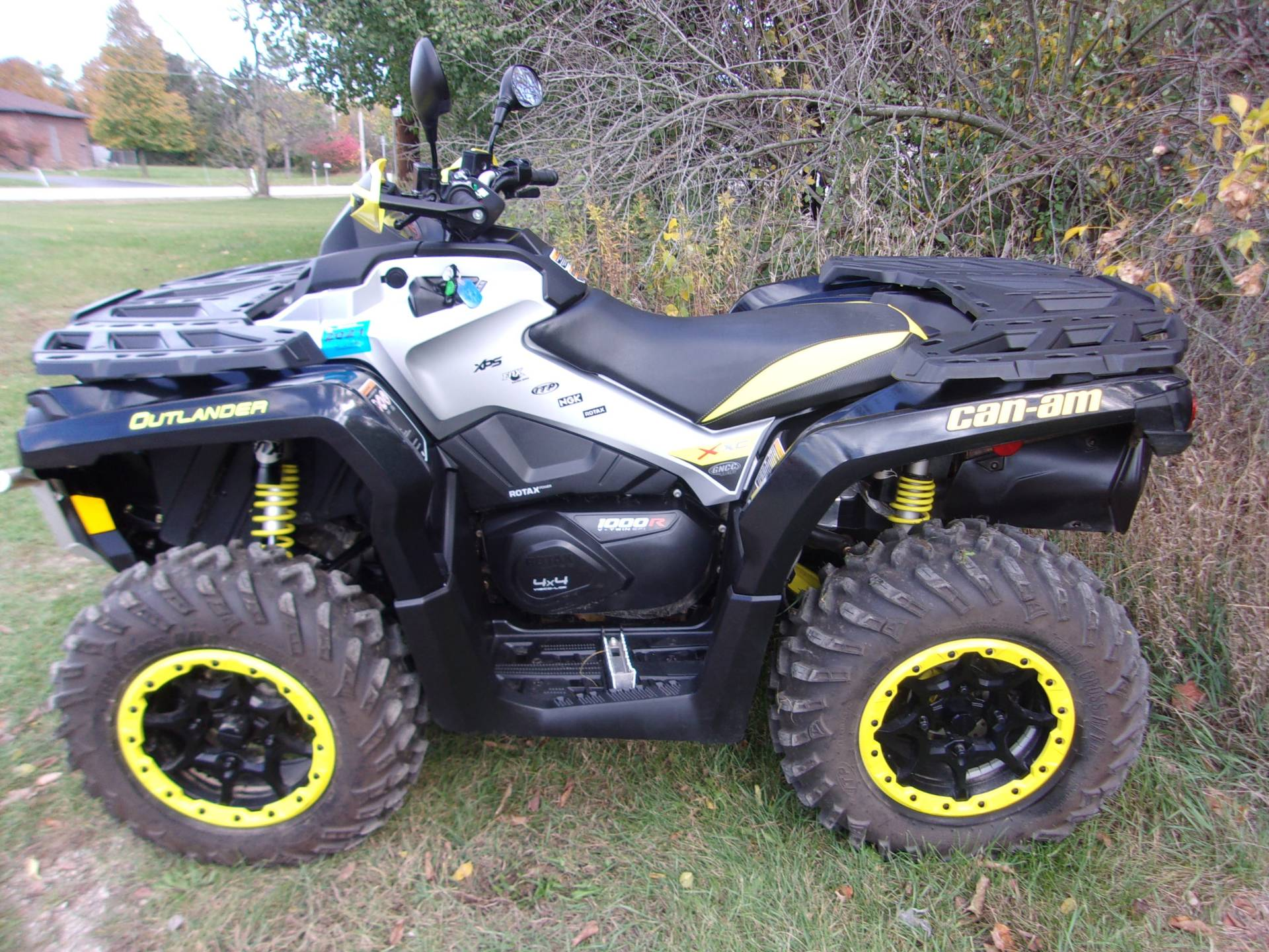 2018 Can-Am Outlander X XC 1000R in Mukwonago, Wisconsin - Photo 4
