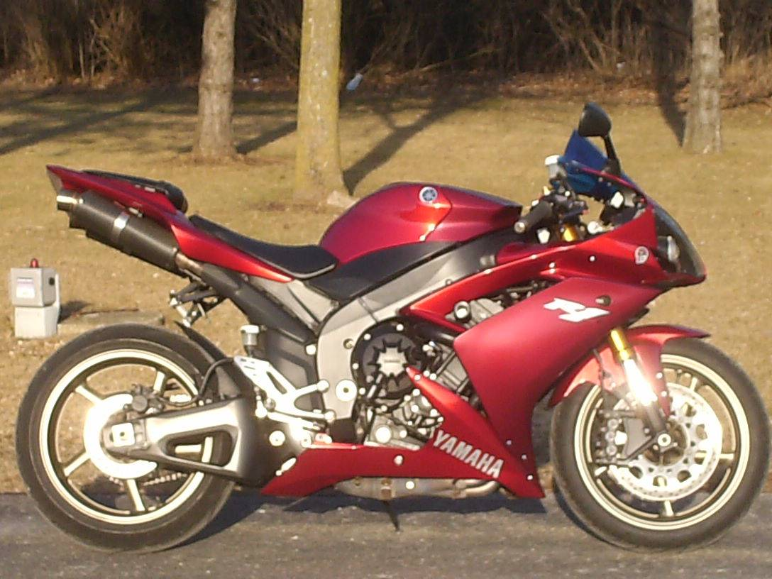 2008 Yamaha YZF-R1 for sale 4306