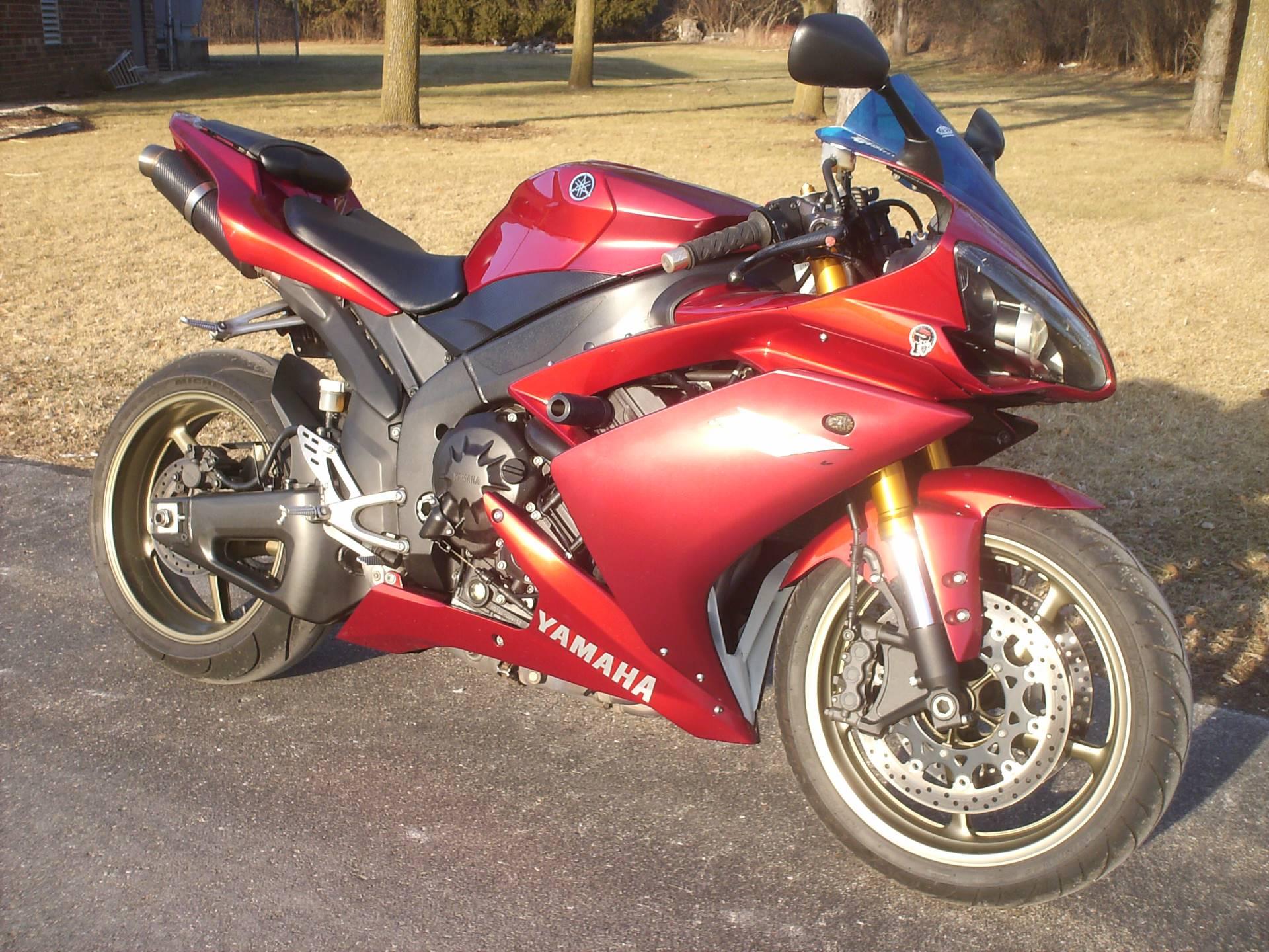 2008 Yamaha YZF-R1 5
