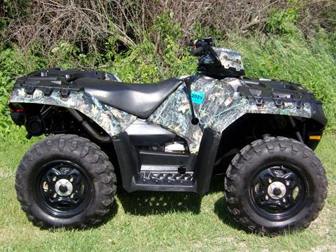 2010 Polaris Sportsman® 550 in Mukwonago, Wisconsin