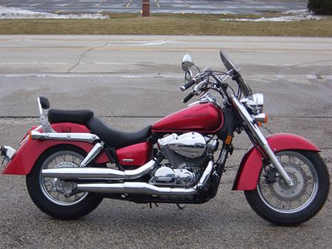 2008 Honda Shadow Aero® in Mukwonago, Wisconsin