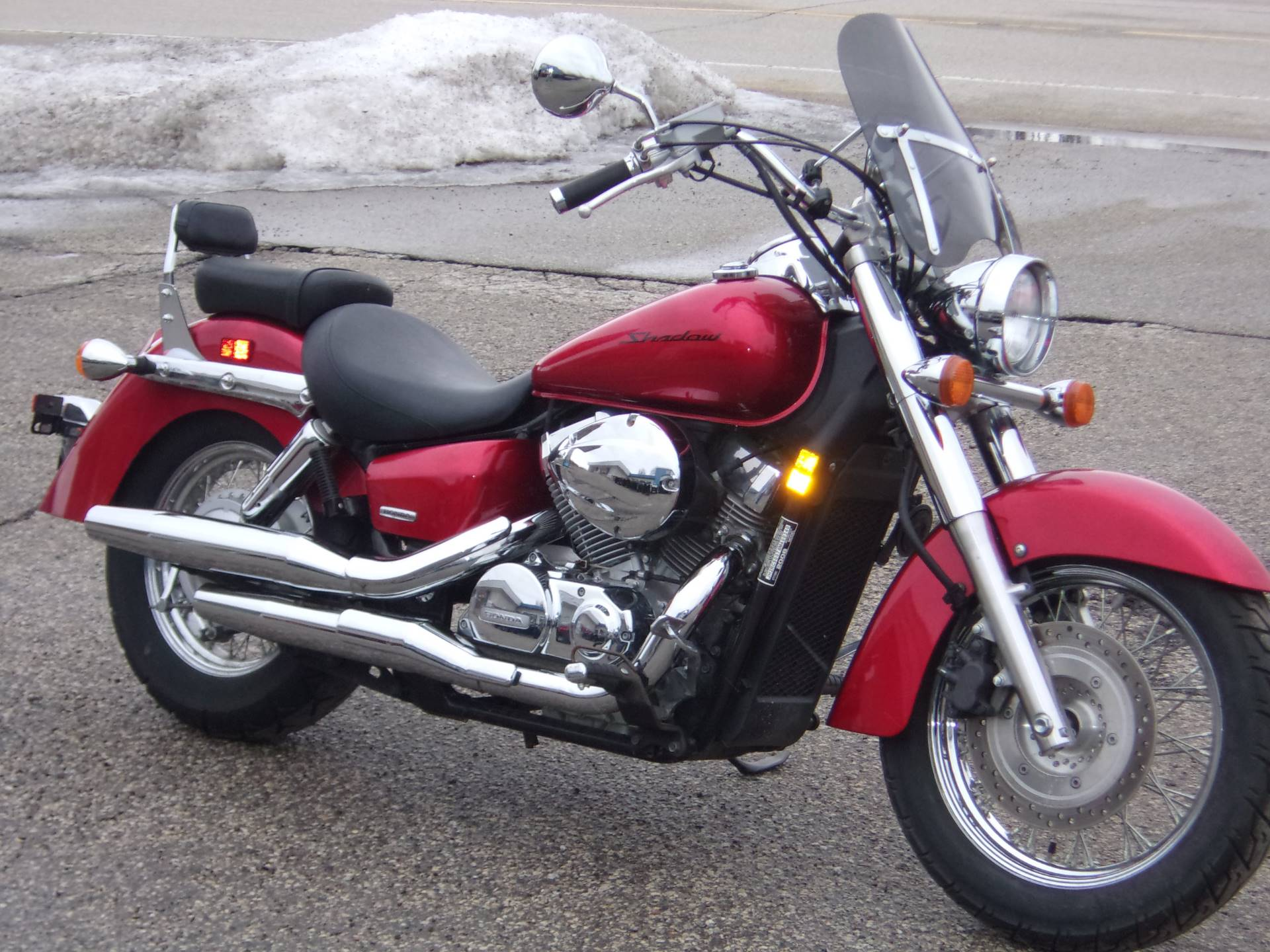 2008 Honda Shadow Aero® in Mukwonago, Wisconsin - Photo 2