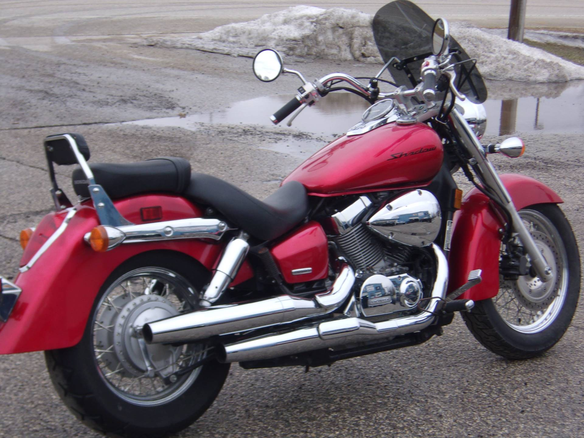 2008 Honda Shadow Aero® in Mukwonago, Wisconsin - Photo 3