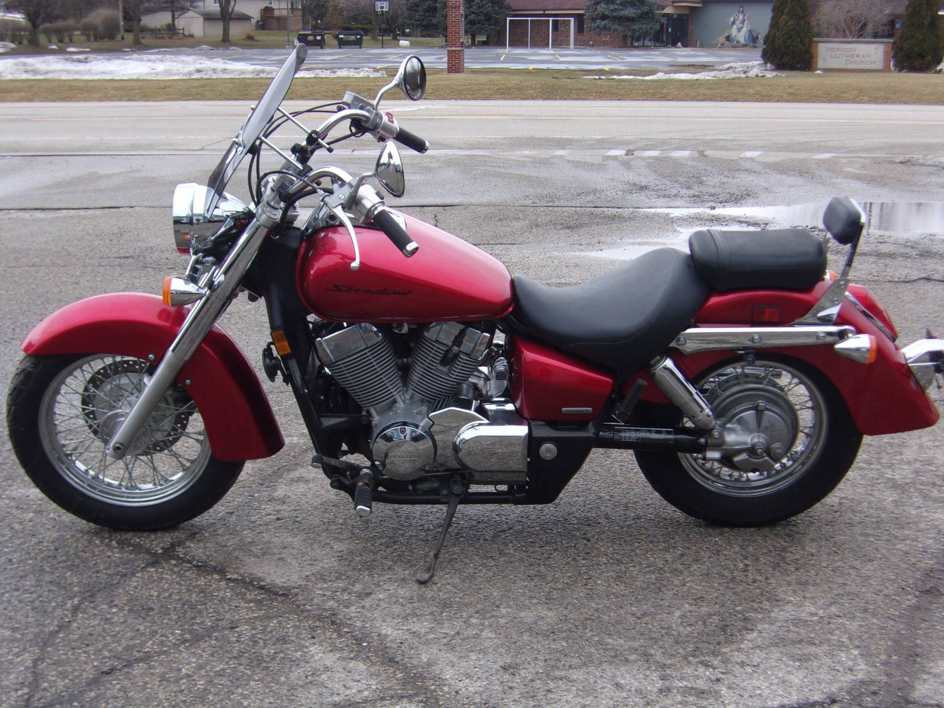 2008 Honda Shadow Aero® in Mukwonago, Wisconsin - Photo 4