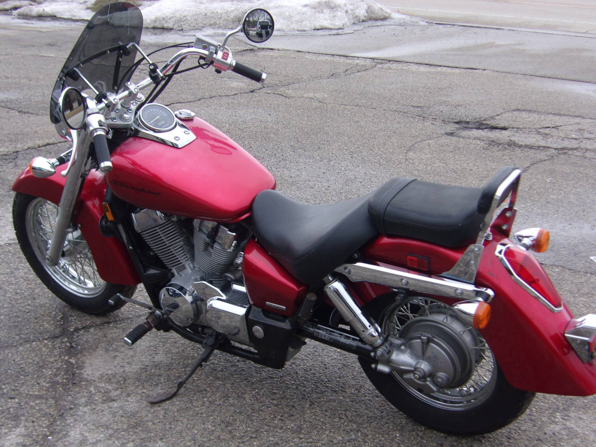 2008 Honda Shadow Aero® in Mukwonago, Wisconsin - Photo 5
