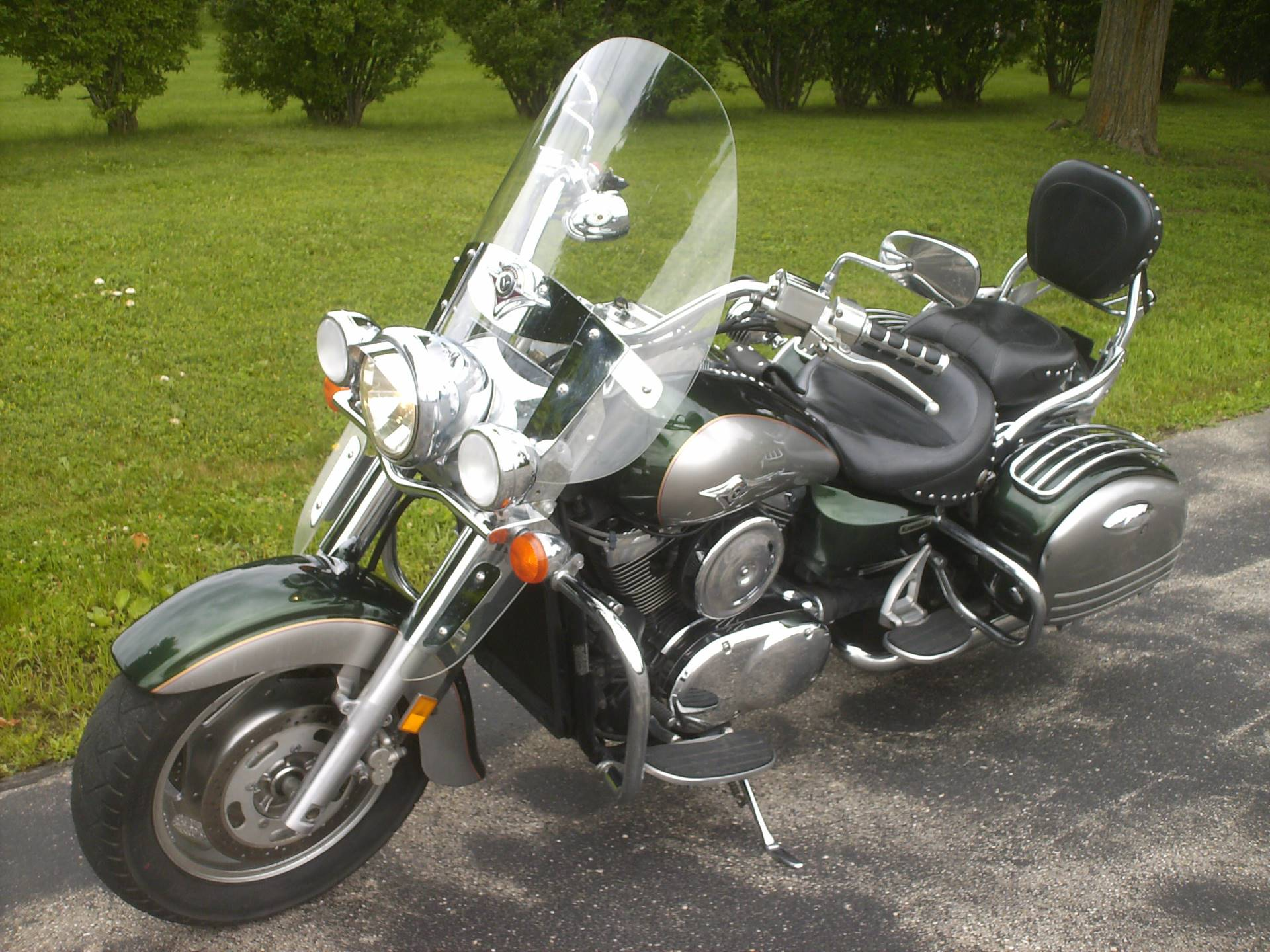 Used 2006 kawasaki vulcan 1600 nomad motorcycles in for Nomad scheduler