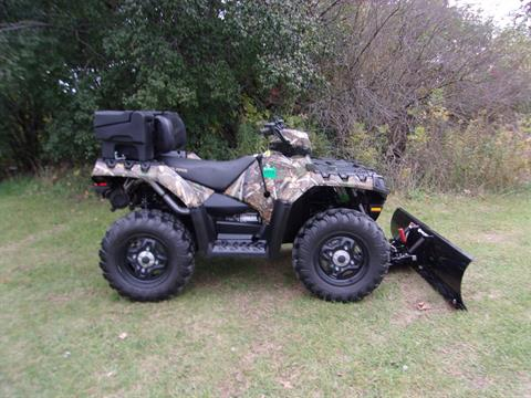 2011 Polaris Sportsman® 550 in Mukwonago, Wisconsin