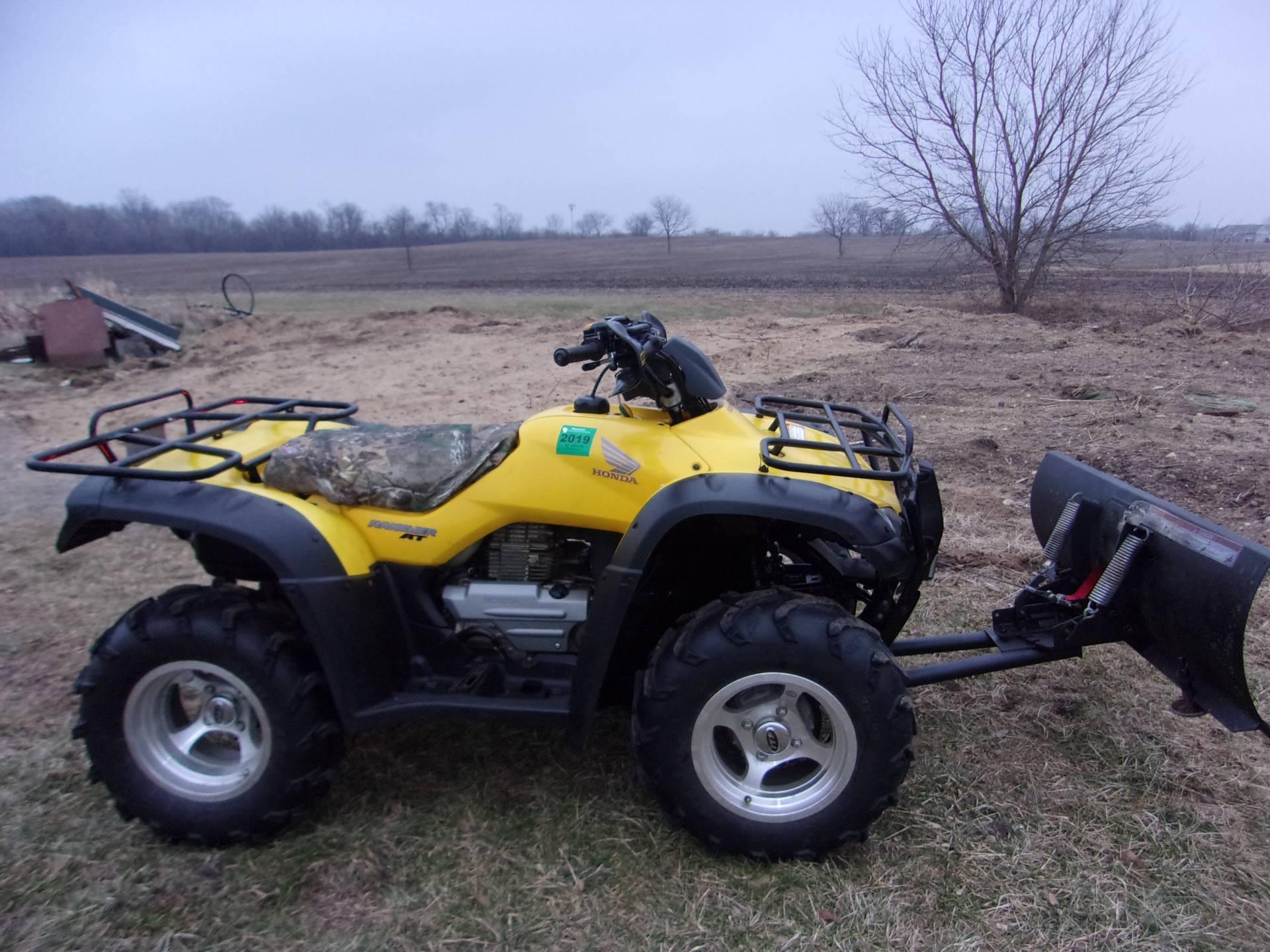 2005 Honda FourTrax Rancher AT 1