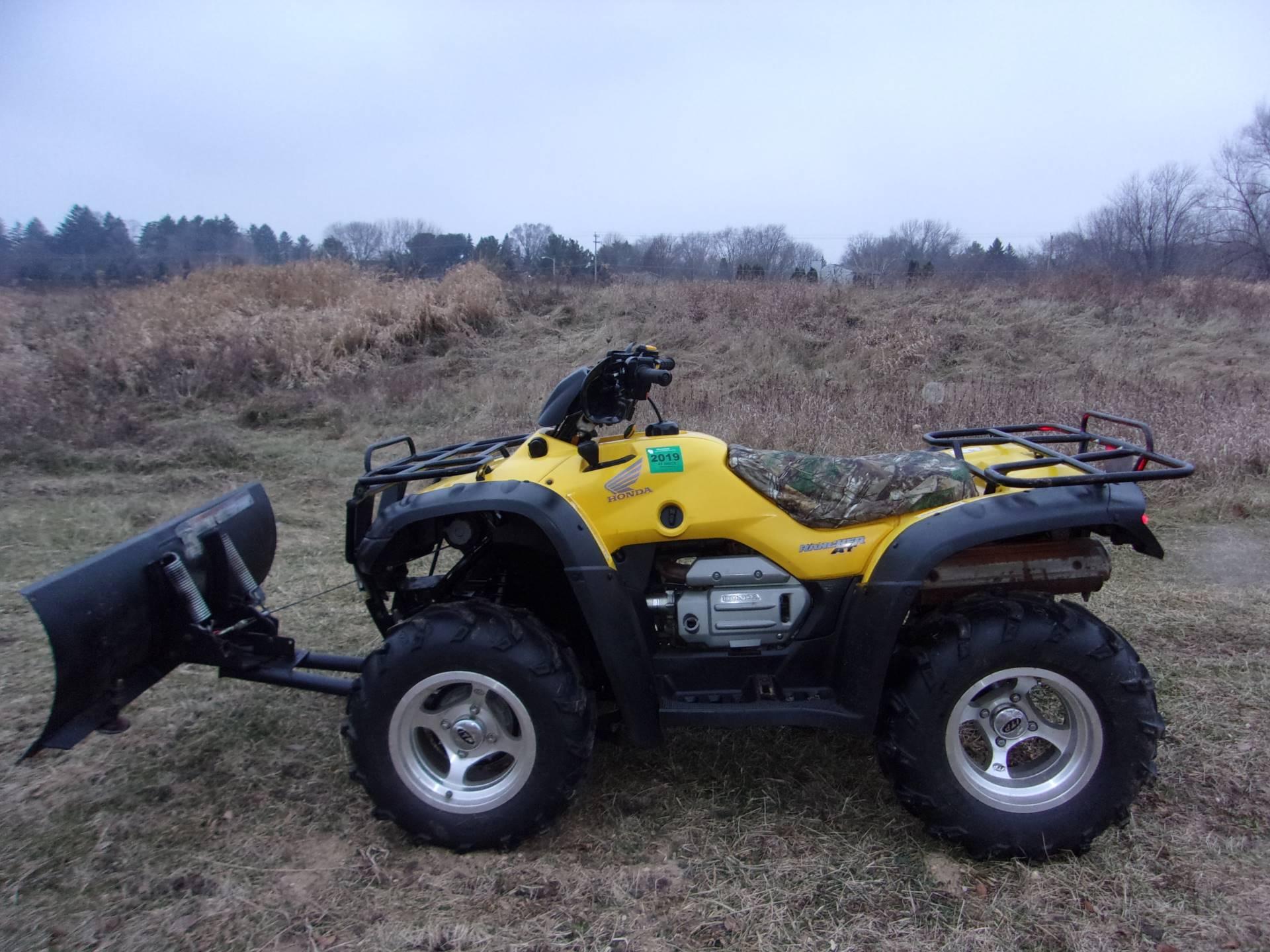 2005 Honda FourTrax Rancher AT 4