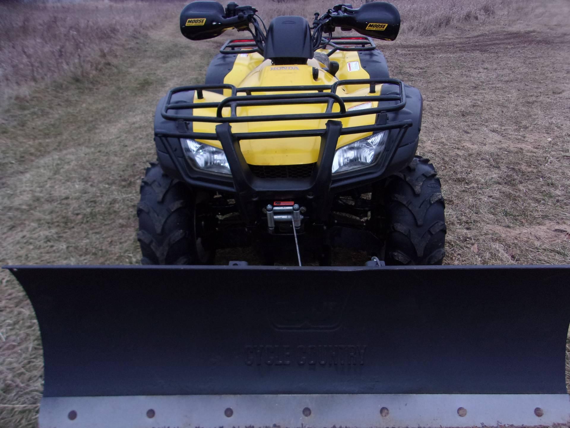 2005 Honda FourTrax Rancher AT 5