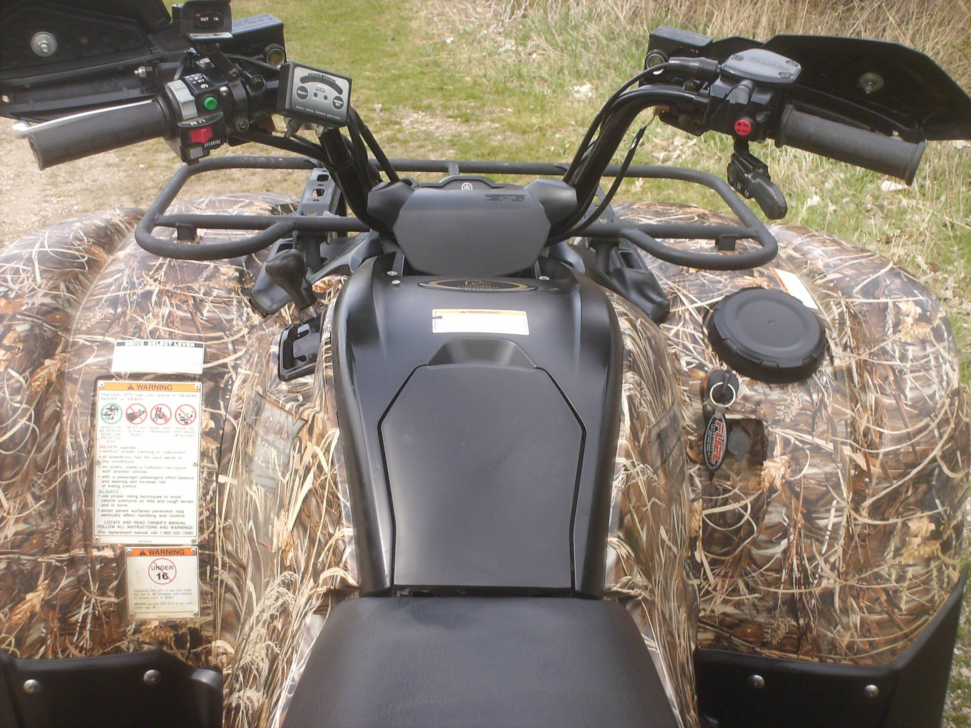 2007 Yamaha Grizzly 700 FI 4x4 Auto. Ducks Unlimited Edition in Mukwonago, Wisconsin