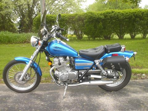 2009 Honda Rebel® in Mukwonago, Wisconsin
