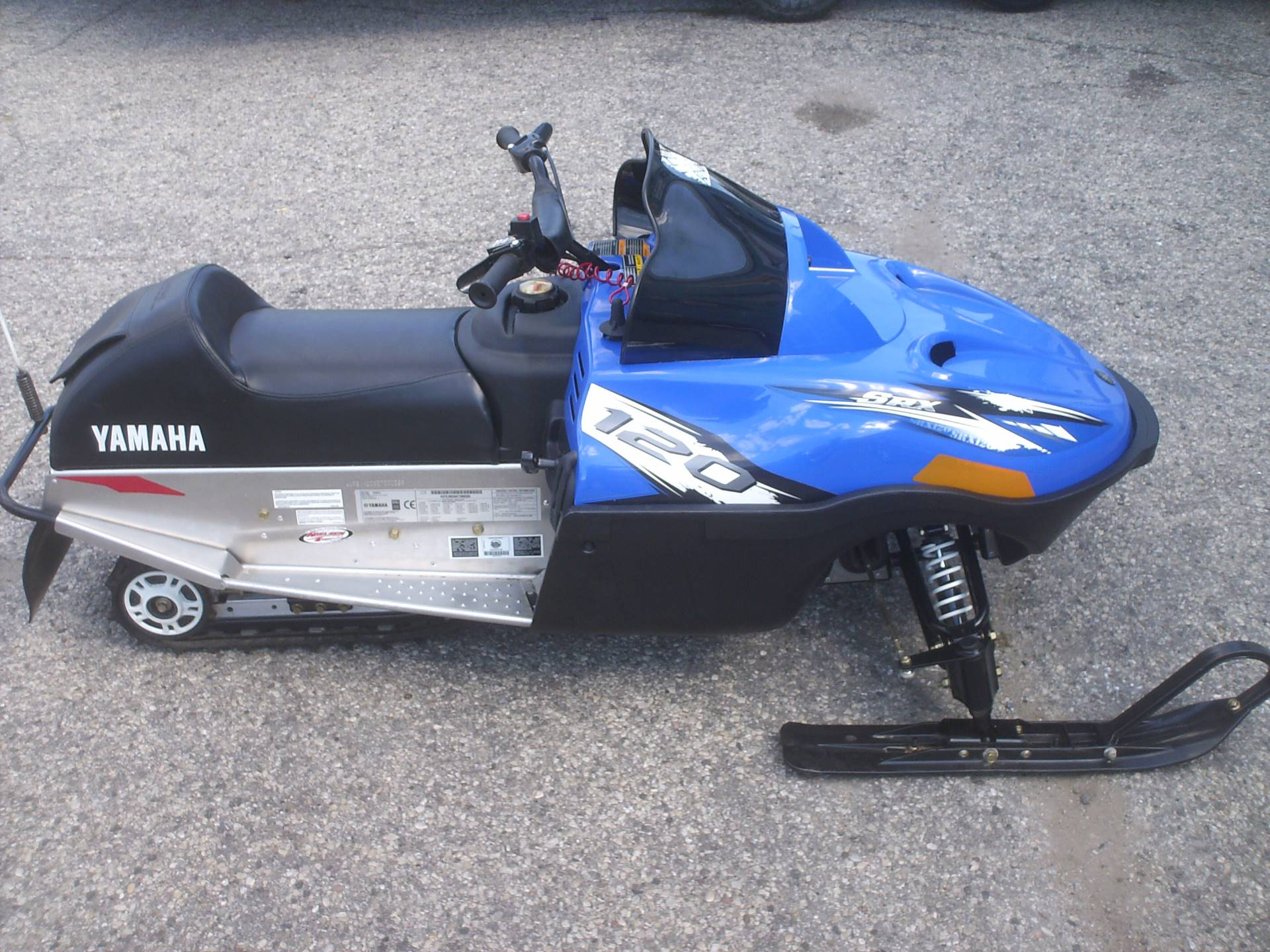 2014 Yamaha SRX® 120 in Mukwonago, Wisconsin - Photo 2