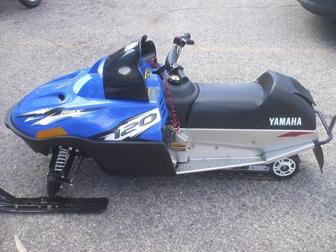 2014 Yamaha SRX® 120 in Mukwonago, Wisconsin - Photo 3