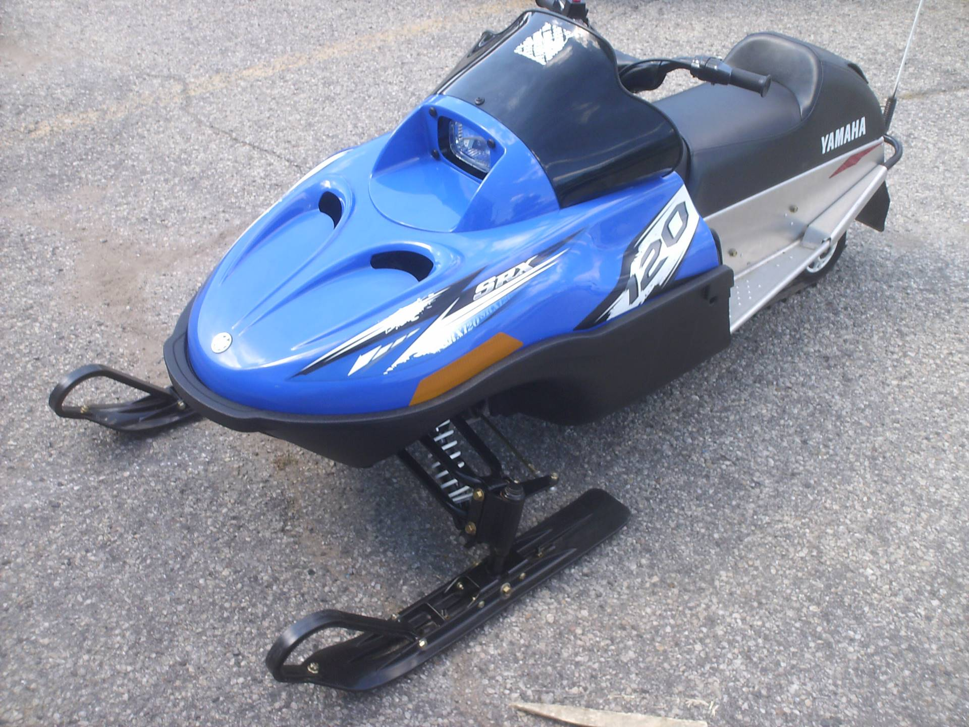 2014 Yamaha SRX® 120 in Mukwonago, Wisconsin - Photo 4