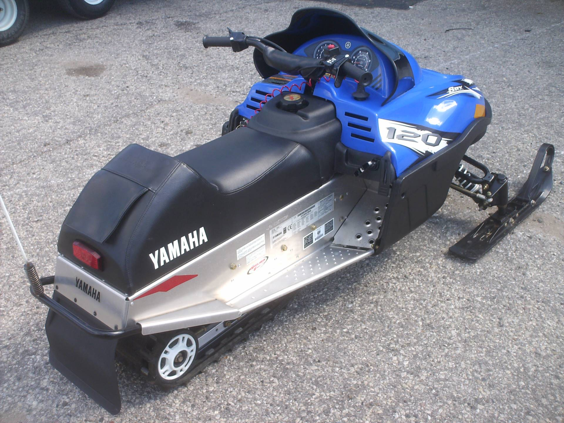 2014 Yamaha SRX® 120 in Mukwonago, Wisconsin - Photo 6