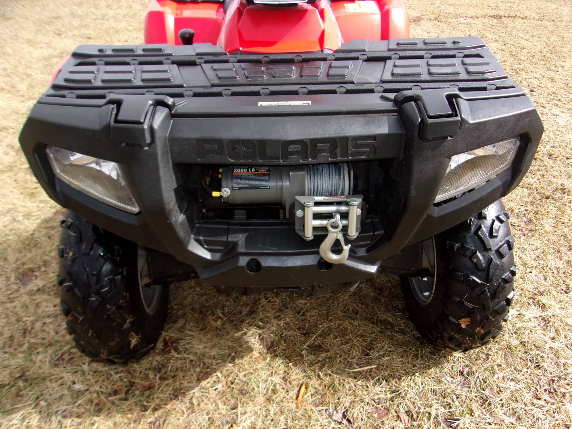 2005 Polaris Sportsman 400 in Mukwonago, Wisconsin