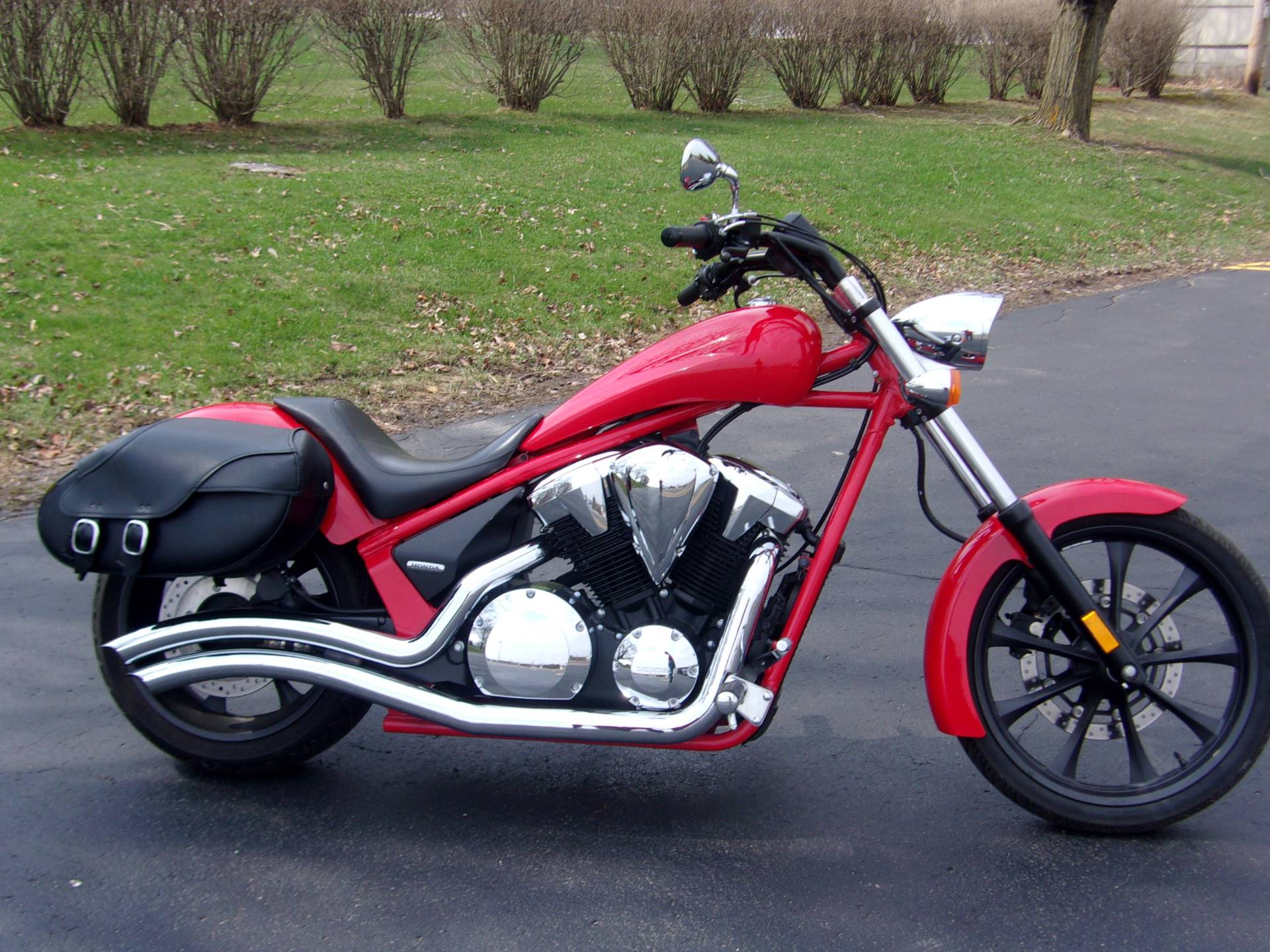 2013 Honda Fury™ in Mukwonago, Wisconsin