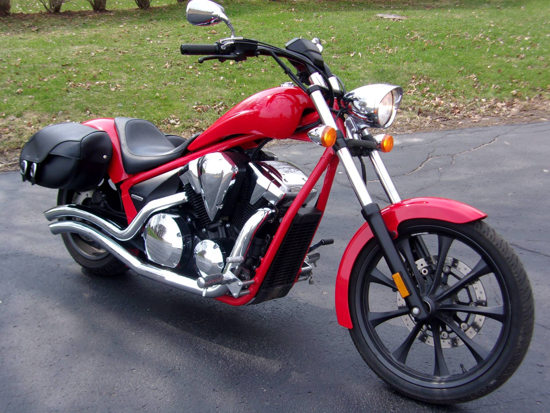 2013 Honda Fury™ in Mukwonago, Wisconsin - Photo 2