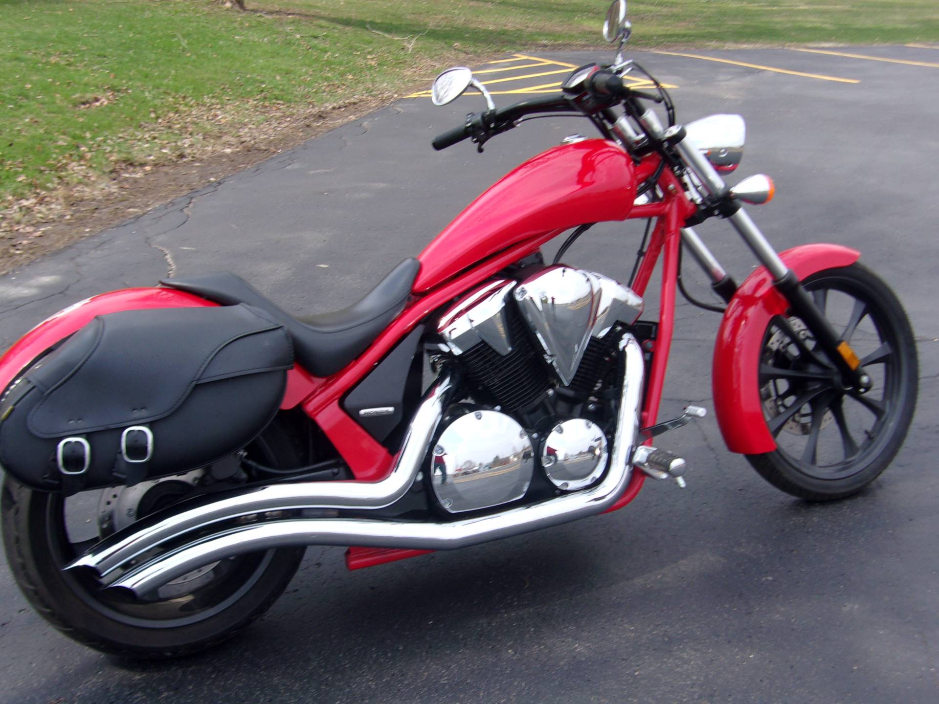 2013 Honda Fury™ in Mukwonago, Wisconsin - Photo 3