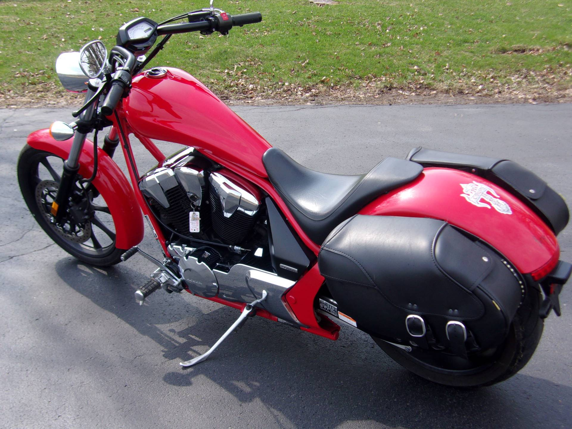 2013 Honda Fury™ in Mukwonago, Wisconsin - Photo 7