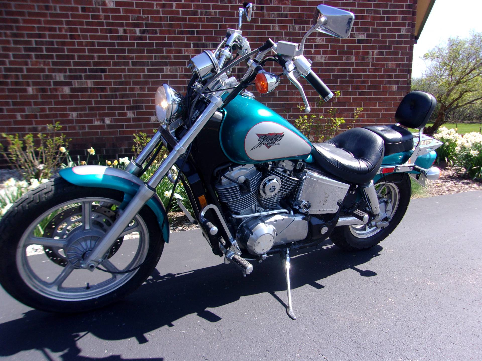 1993 Honda Shadow VT1100 Spirit in Mukwonago, Wisconsin - Photo 6