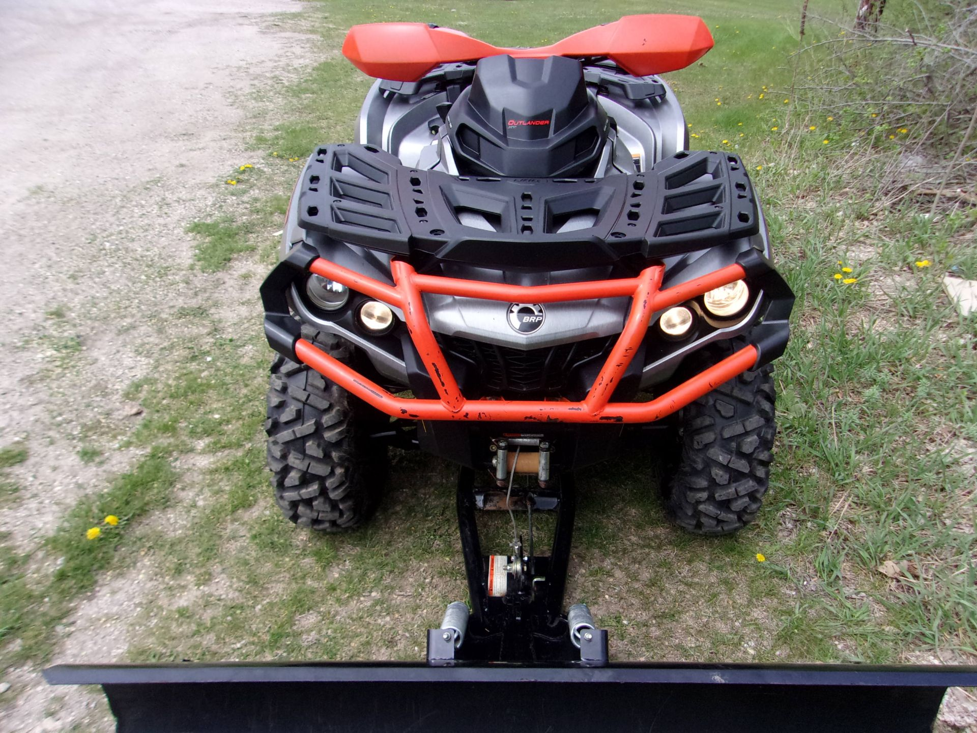 2016 Can-Am Outlander XT 650 in Mukwonago, Wisconsin - Photo 7