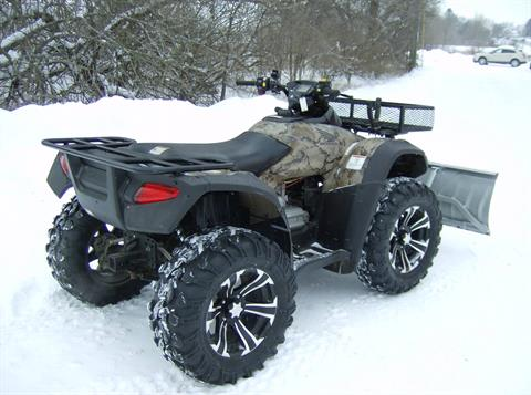 2009 Honda FourTrax® Rincon® in Mukwonago, Wisconsin