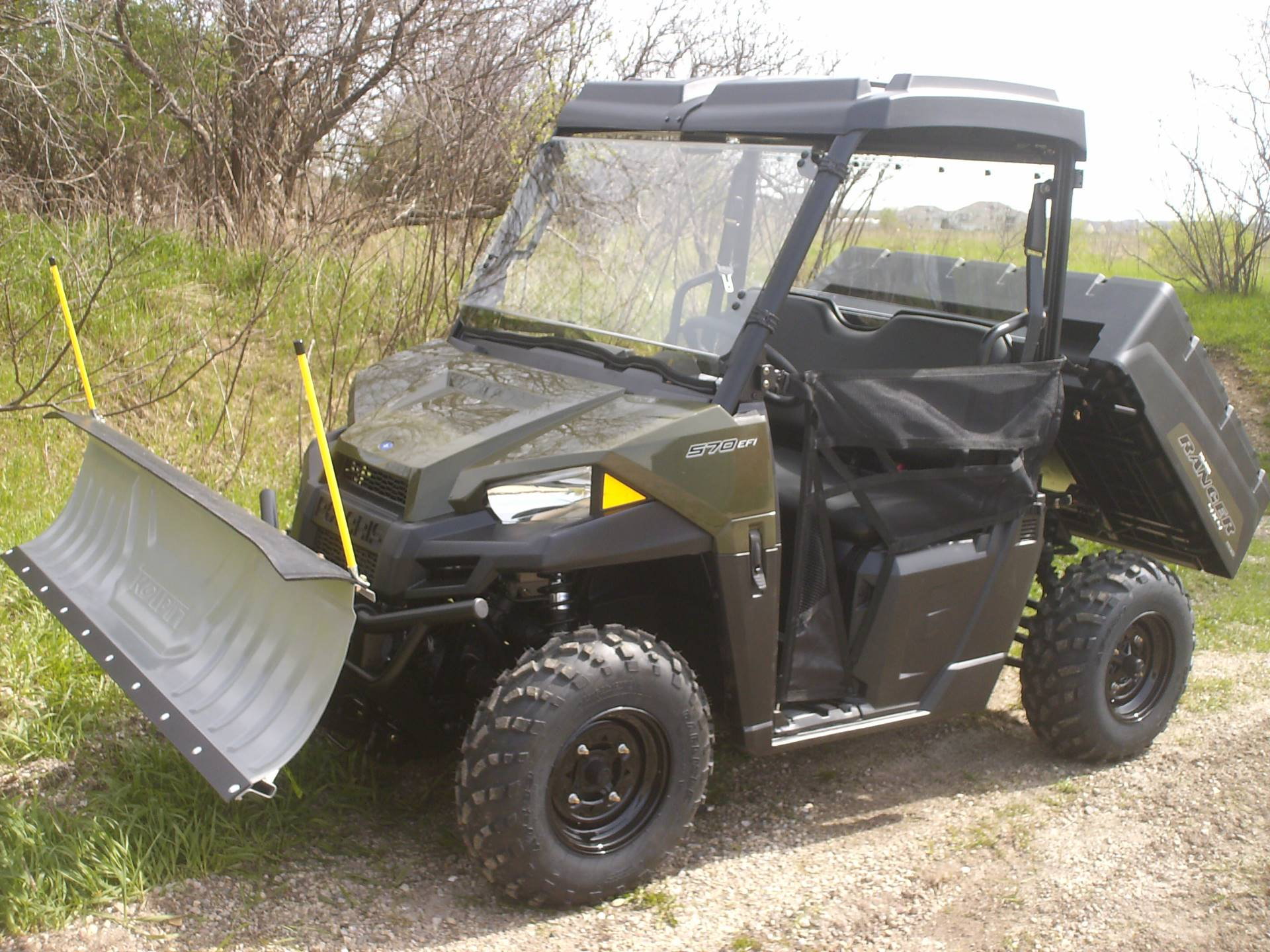 2017 Polaris Ranger 570 in Mukwonago, Wisconsin