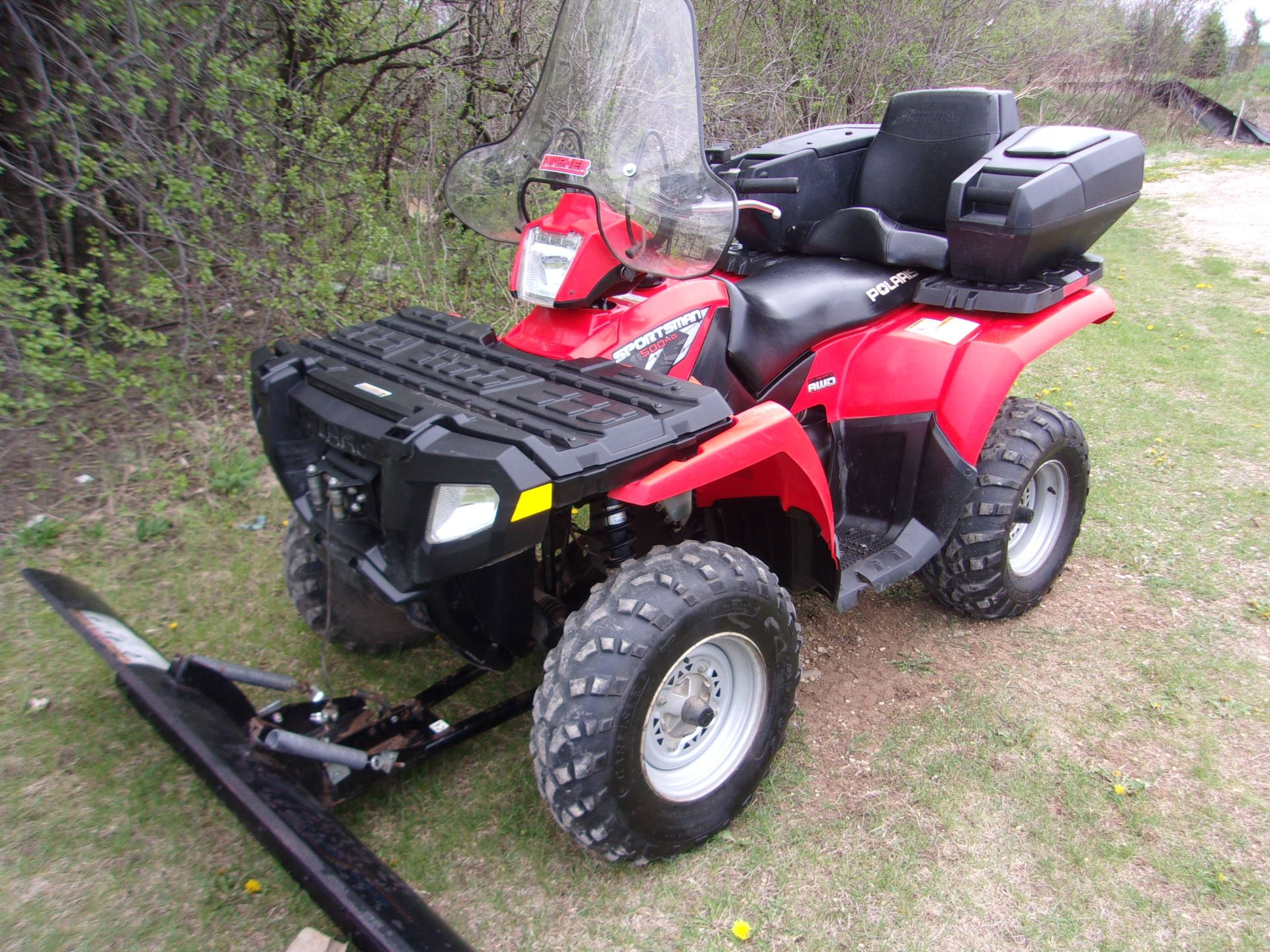 2008 Polaris Sportsman® 500 H.O. in Mukwonago, Wisconsin - Photo 2